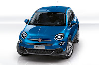 Fiat 500X (2019) Front Side 2