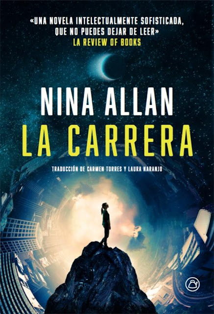 La carrera Nina Allan reseña