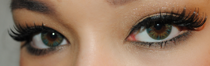 Neo Cosmo 4 Tone Lucky Clover Green, Circle Lens Shop, Circle Lens, Colored Contacts, EyeCandy's