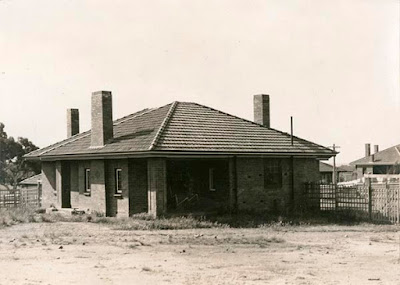 House at 75 Empire Circuit, Forrest, ca. 1926.  Source: #007192, Images ACT