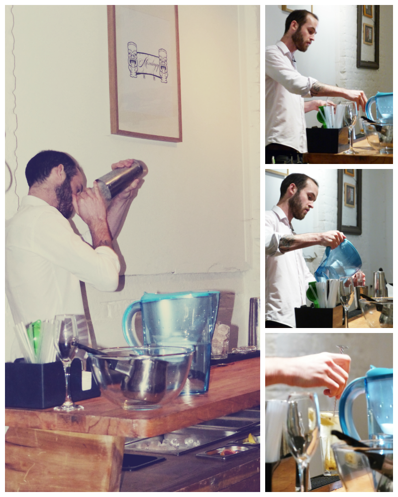 Mixology Mocktail Masterclass, Shoreditch, London
