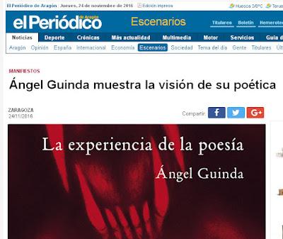 http://www.elperiodicodearagon.com/noticias/escenarios/angel-guinda-muestra-vision-poetica_1161758.html