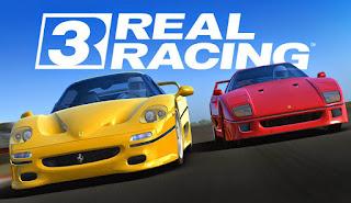 Real Racing 3 Mod Apk 4.3.2 Mega Mod