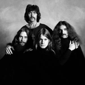 BLACK SABBATH (Bill Ward, Tony Iommi, Ozzy Osbourne, Geezer Butler)