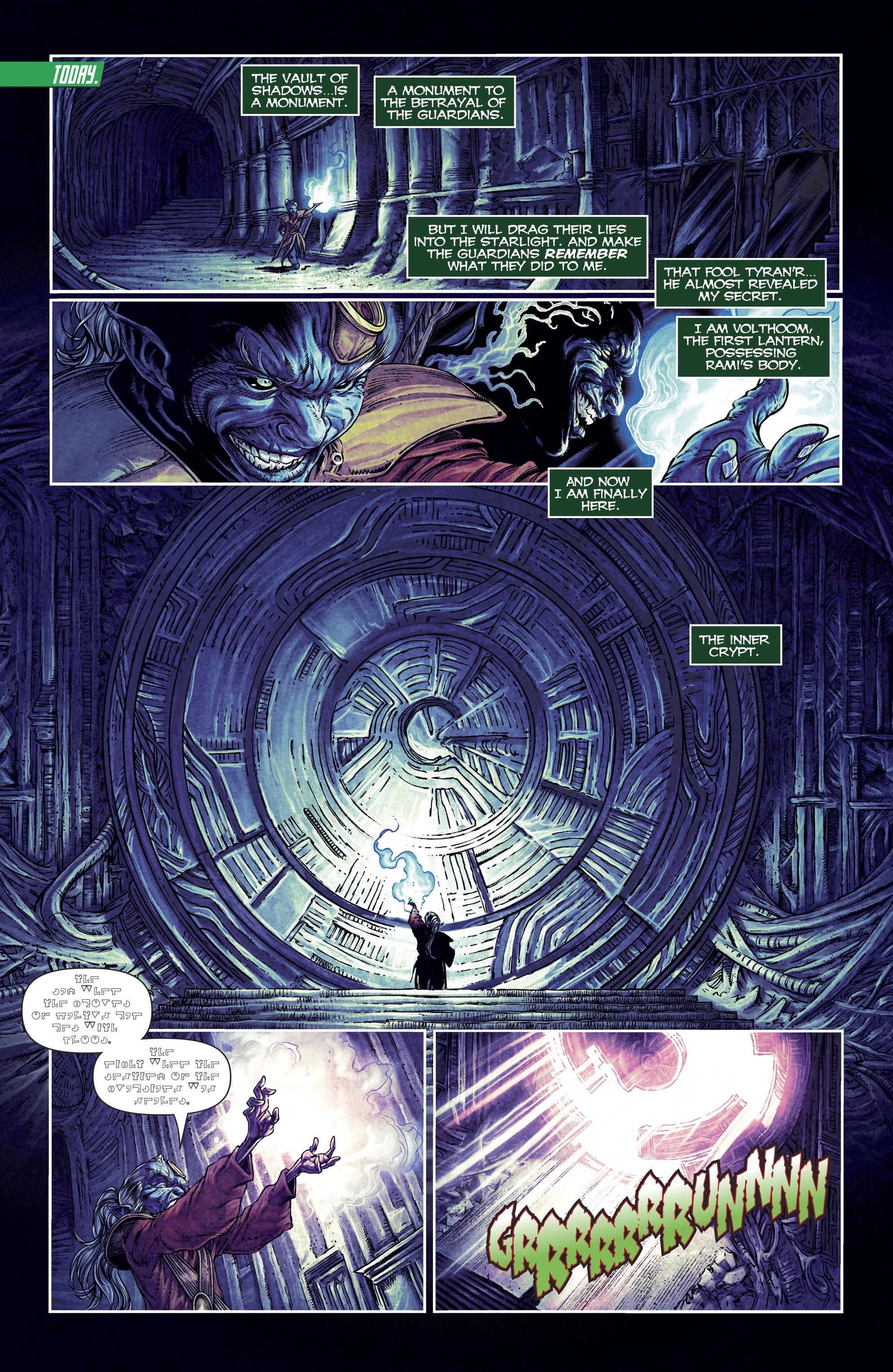 Read online Green Lanterns comic -  Issue #25 - 12