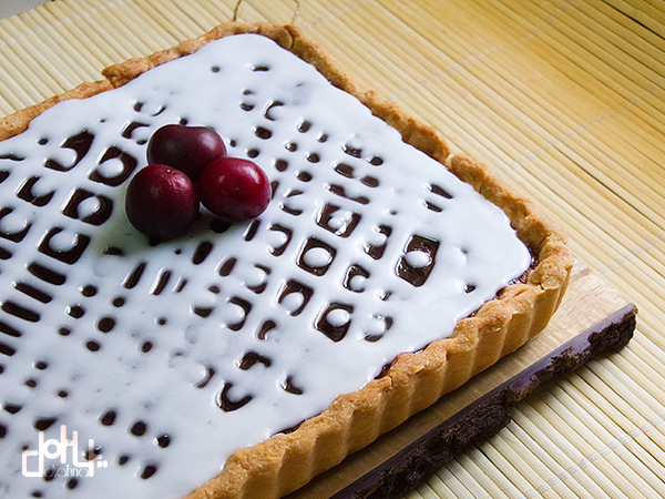 Receta de tarta de picotas de origen danés, la mejor para disfruta de esta maravillosa fruta