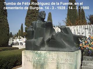 Tumba de Félix Rodríguez