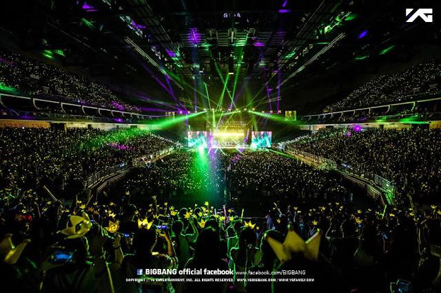 BIGBANG Live Concert in Malaysia
