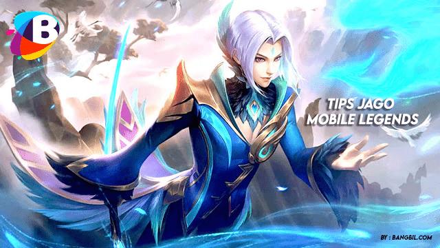 Tips Jago Mobile Legends
