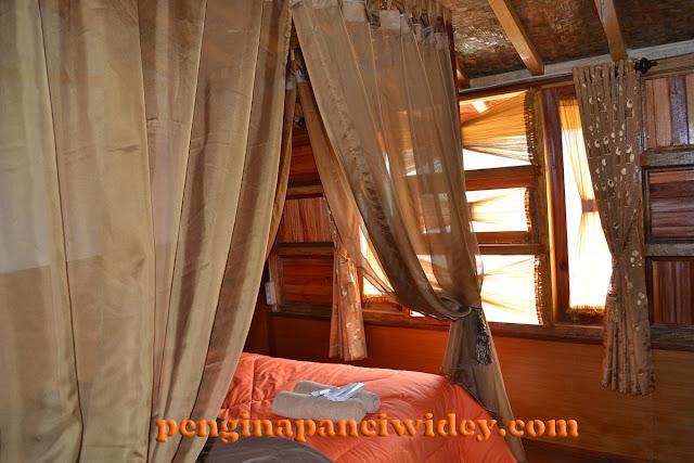 Berwisata dan menginap di cottage kawah putih dari jembrana