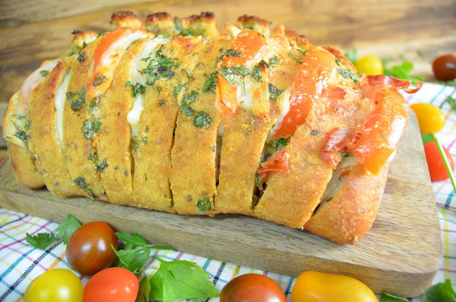 pan, pan relleno, pan gratinado, panes, receta de pan, pan receta, como se hace pan, como se hace, las delicias de mayte,