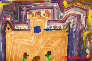 Pictura copii Brasov