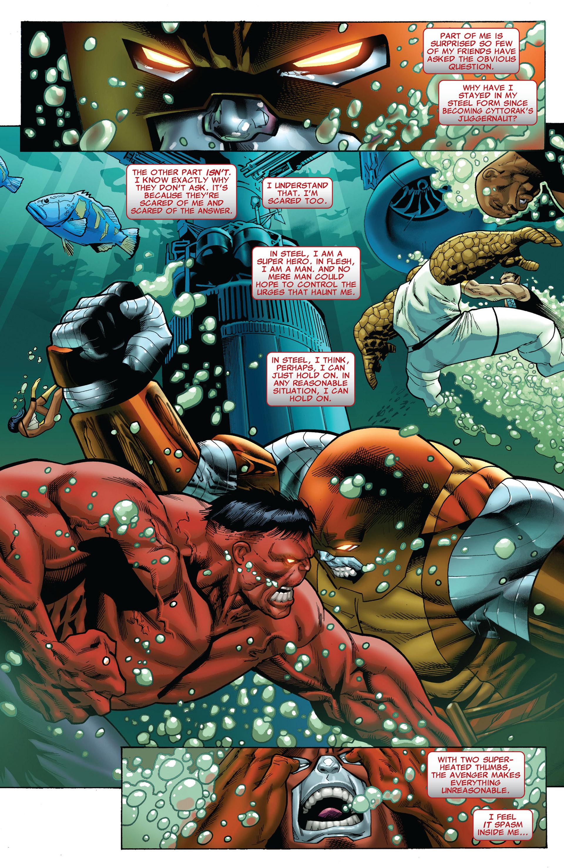 Read online Uncanny X-Men (2012) comic -  Issue #11 - 11