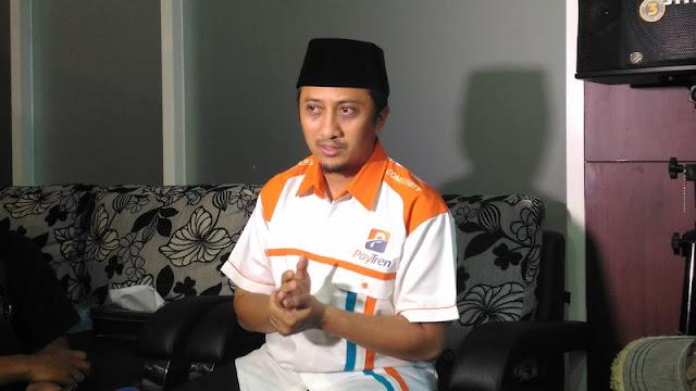 "Akhirnya Paytren ""Ustadz Yusuf Mansur"" Dapat Izin OJK"