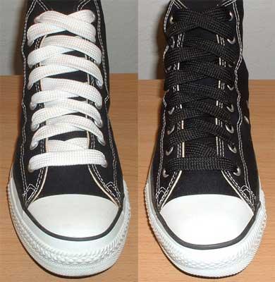 Elasticated Shoe Laces Islington Shops