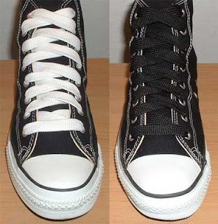 Shoe Laces Flat