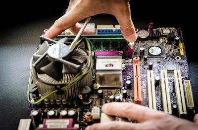 analisa bisnis reparasi perbaikan barang elektronik tv, hp, kulkas, ac