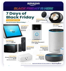 Image: Amazon Black Friday Sales