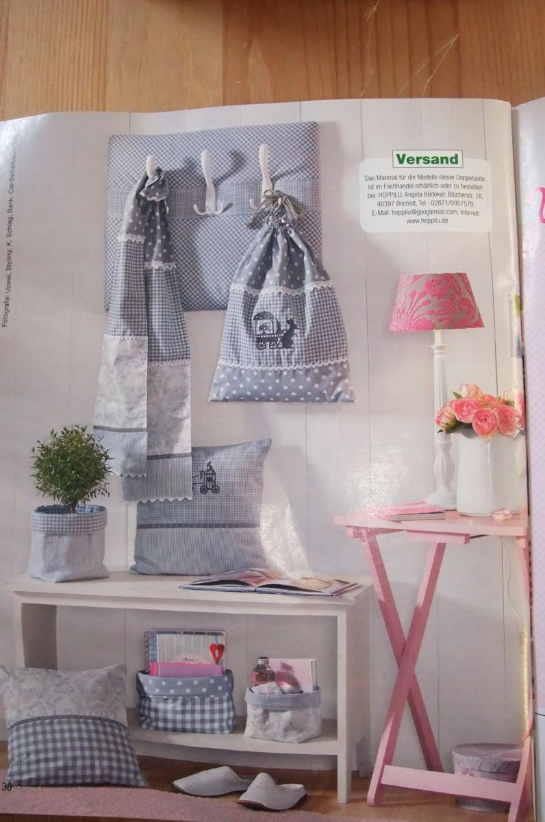 hoppilu sabrina spezial wohnen ideen zum n hen. Black Bedroom Furniture Sets. Home Design Ideas