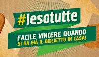 Logo #Lesotutte: con Comieco vinci 10 Gift card Feltrinelli da 40 euro