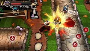 Revenge of Warrior Apk - Free Download Android Game