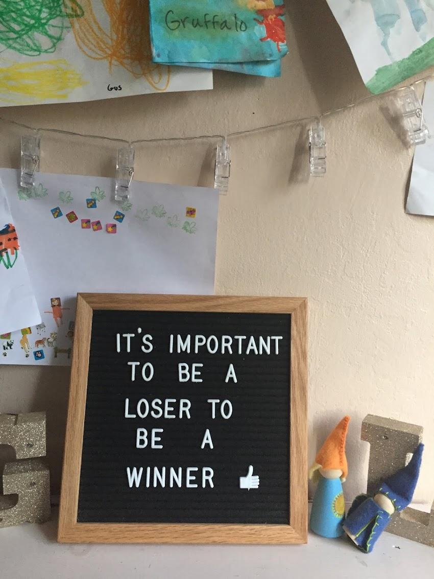 A good fail is how you succeed.