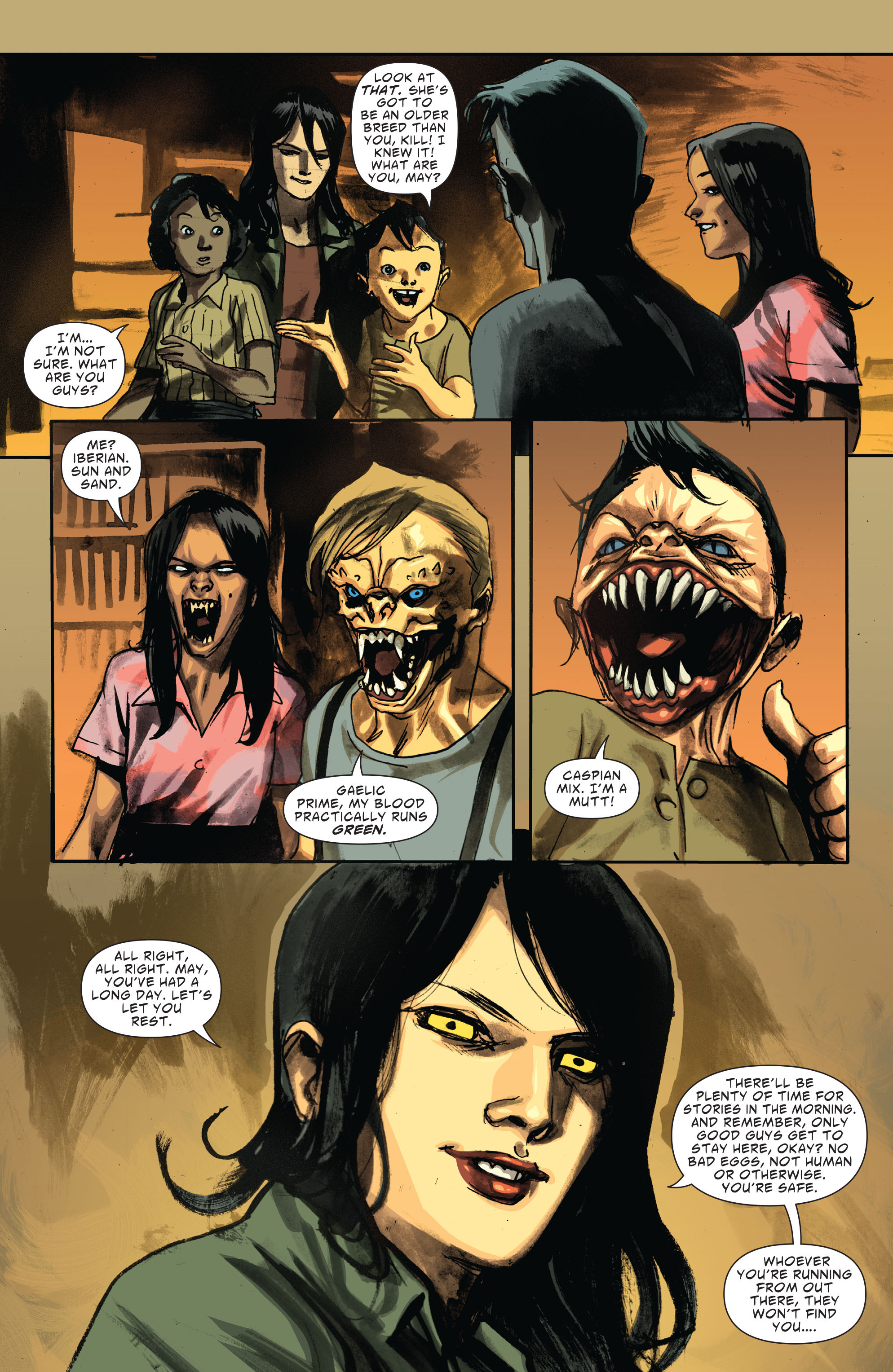 Read online American Vampire: Second Cycle comic -  Issue #1 - 19