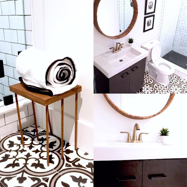 Bathroom Reveal Gastro Pub Style Bathroom Harlow Amp Thistle