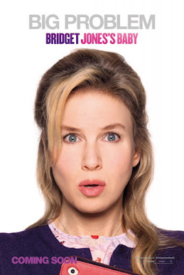 Bridget Jones' Baby -Cartel Renée Zellweger