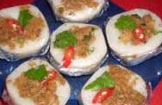 Resep praktis (mudah) kue gandus spesial (istimewa) khas palembang enak, sedap, gurih, nikmat lezat