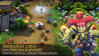 Heroes of Order & Chaos v3.0.0i Apk Mod
