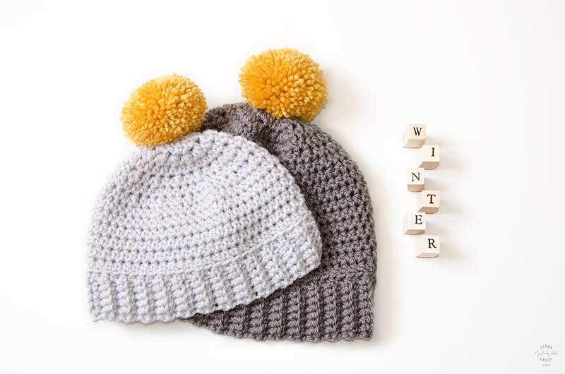 Cappello Per Bambini Alluncinetto The Erin Beanie My Lovely Hook