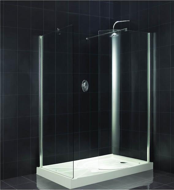 Gl In Walk Shower Enclosures