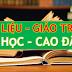 Tổng hợp tài liệu, bài tập, giáo trình chuyên ngành đại học - cao đẳng