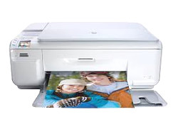 HP Photosmart C4580 Printer Driver Download