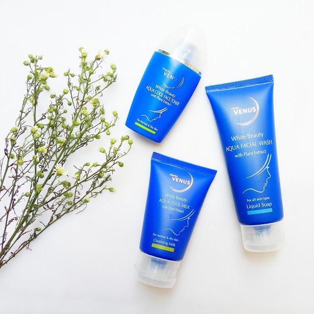 marcks venus skincare product