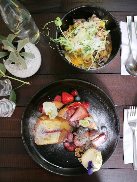 Food Review: The Botanist