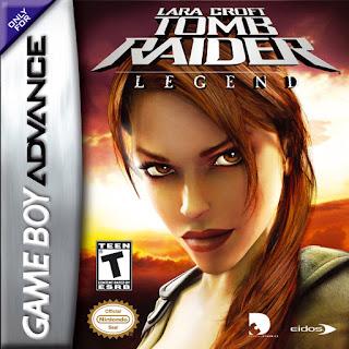 Tomb Raider: Legend cover