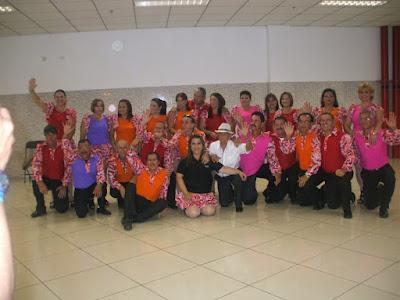 bailarines de swing criollo de la vieja guardia reunidos, ligia torijano