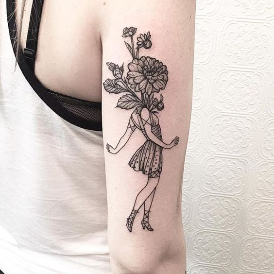 22+ Awesome Tattoos For Women