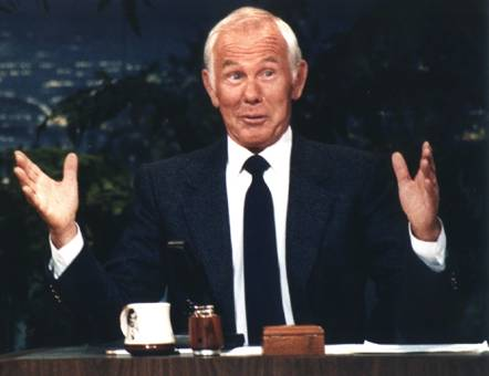 By Ken Levine: My day with Johnny Carson (for those who remember Johnny  Carson)