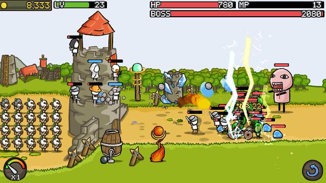 Download Grow Castle Mod Apk Unlimited Money 1.16.2 Update Terbaru