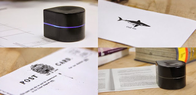 Pocket Robotic Printer
