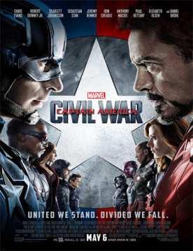 Capitan America Civil War Subtitulada