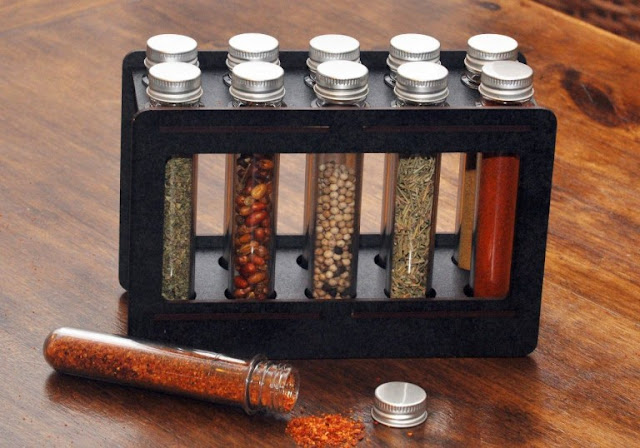 Practical Spice Racks 1