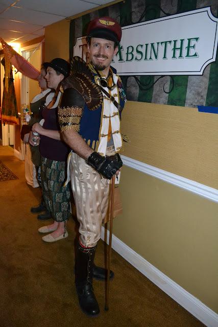 Фестиваль стимпанка в Пискатавее, Нью-Джерси (The Steampunk Words Fair, Piscataway, NJ)
