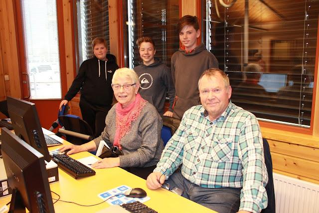 Seniorsurf 2017 i Skjåk.