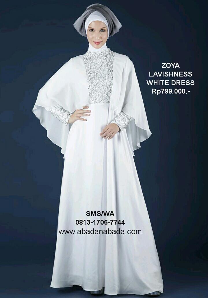 Baju Lebaran Terbaru Zoya 2017 Cantik Berbaju Muslim