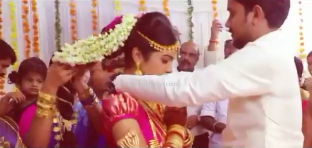 Monisha Marriage Photos