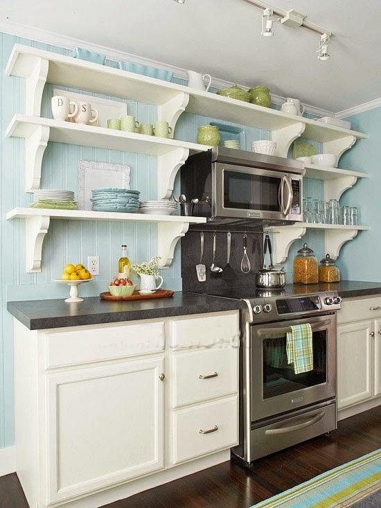 Rak Untuk Dapur  Desainrumahid.com